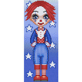 Pixel Hobby Pixelhobby 3 Clown-Grundplatten
