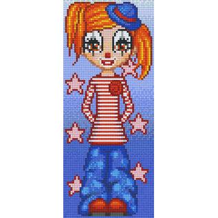 Pixel Hobby Pixelhobby 3 Basisplaten  Clown 02