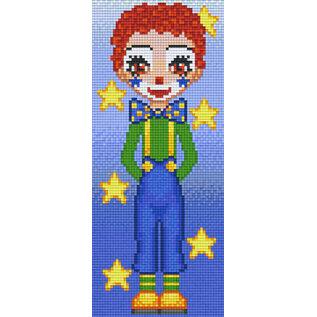 Pixel Hobby Pixelhobby 3 Basisplaten  Clown 03