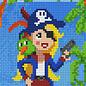 Pixel Hobby Pixelhobby 3 Basisplaten  Piraten