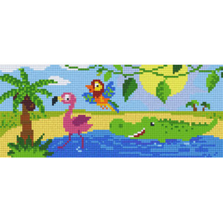 Pixel Hobby Pixelhobby 3 Basisplaten  Zomer