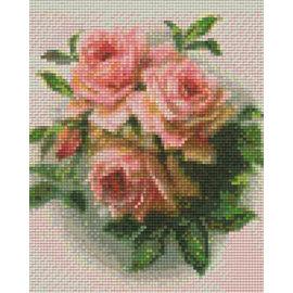 Pixel Hobby Pixel Hobby 4 Grundplatten - Blumen