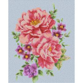 Pixel Hobby Pixel Hobby 4 Grundplatten - Blumen 02