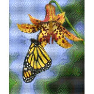 Pixel Hobby pixelhobby 4 Basisplaten - Vlinder