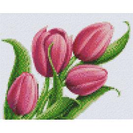 Pixel Hobby pixel hobby 4 Embases - Fleurs 03