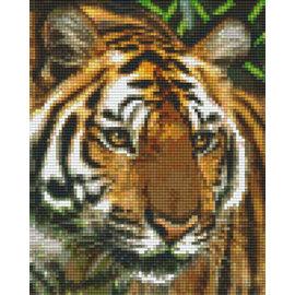 Pixel Hobby Pixel Hobby 4 Grundplatten - Tiger