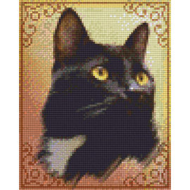 Pixel Hobby pixel hobby 4 Plaques de base - Chat