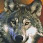 Pixel Hobby Pixelhobby 4 Grundplatten - Wolf