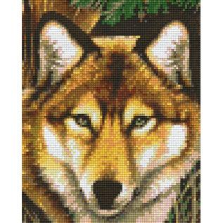 Pixel Hobby Pixelhobby 4 Basisplaten - Wolf 02