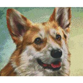 Pixel Hobby Pixel-Hobby 6 Grundplatten - Hund 03