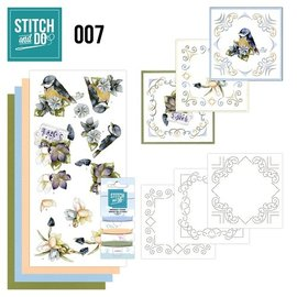 Find It Stitch and Do 7 - Voorjaar
