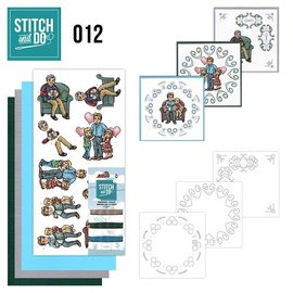 Find It Stitch and Do 12 - Vaderdag