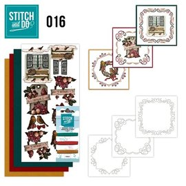 Find It Stitch and Do 16 - Brocante kerst