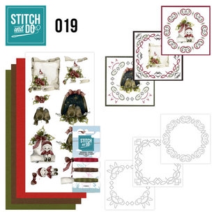 Find It Stitch and Do 19 - Snowy Detail