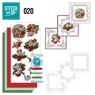 Find It Stitch and Do 20 - Christmas Tweety