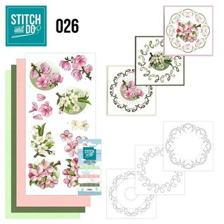 Find It Stitch and Do 26 - Spring Flowers
