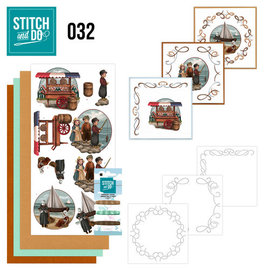 Find It Stitch and Do 32 - Oud Hollands