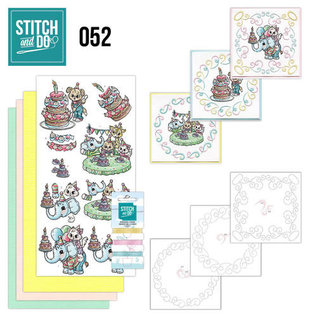 Find It Stitch and Do 52 - Tods and Toddlers