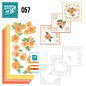 Find It Stitch and Do 57 - Oranje rozen