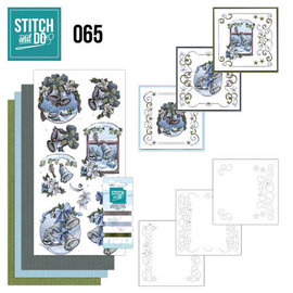 Find It Stitch and Do 65 - The feeling of christmas