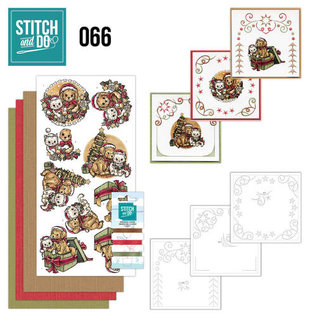 Find It Stitch and Do 66 - Christmas Animals