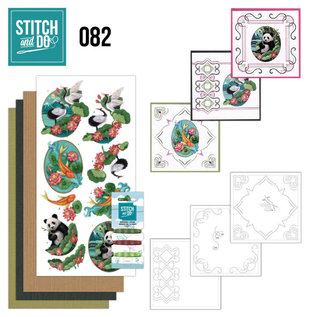 Find It Stitch and Do 82 - Oriental