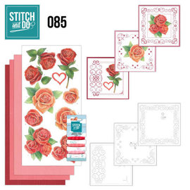 Find It Stitch and Do 85 - Roses