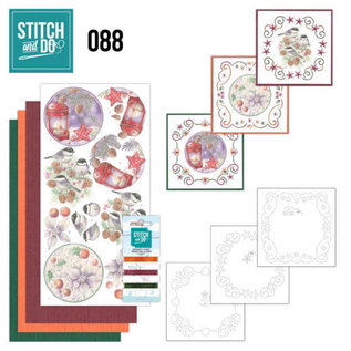 Find It Stitch and Do 88 - Christmas Florals