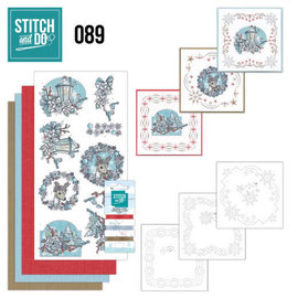 Find It Stitch and Do 89 - Christmas Dreams