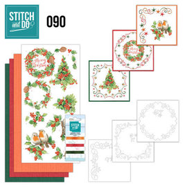 Find It Stitch and Do 90 - Merry Christmas
