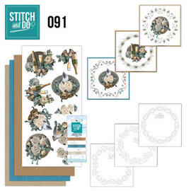 Find It Stitch and Do 91 - Christmas Wishes