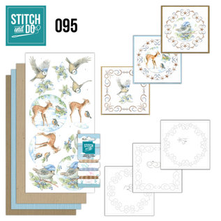 Find It Stitch and Do 95 - Winter Woodland