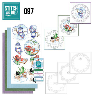 Find It Stitch and Do 97 - Warm Winter