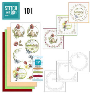 Find It Stitch and Do 101 Spring life