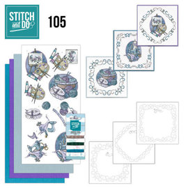 Find It Stitch and Do 105 Crafting