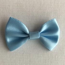 Creatief Art Voorgemaakte Strik - Babyblauw