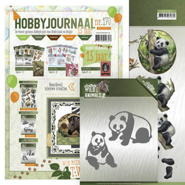 Find It Hobbyjournaal 170 Mit Vorlage