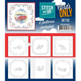 Find It Nur Karten Stitch 52
