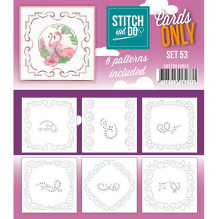 Find It Cards only Stitch 53