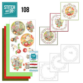 Find It Stitch and do 108