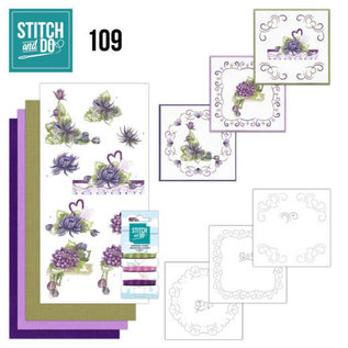 Find It Stitch and do 109