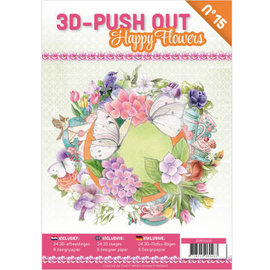 Find It 3D Pushout Book 15