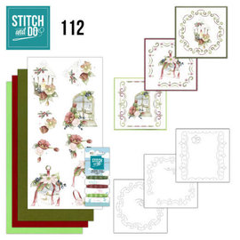 Find It Stitch and do 112
