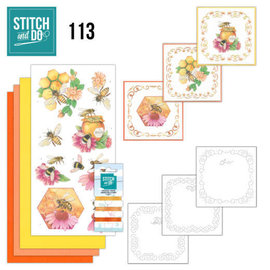Find It Stitch and do 113