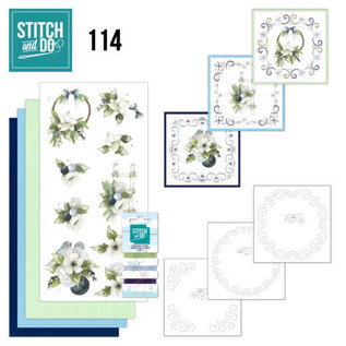 Find It Stitch and Do 114 Blueberry Christmas