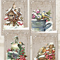 Creatief Art Weihnachtstiere 04