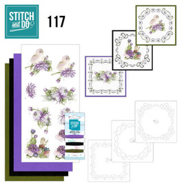 Find It Stitch and Do 117 Chrysanthemum