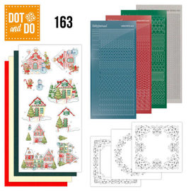 Find It Dot & Do 163 Sweet Houses