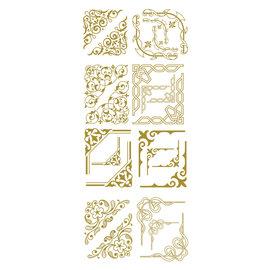 Creatief Art Goldfolie: Bänder & Girlanden 01 - Copy