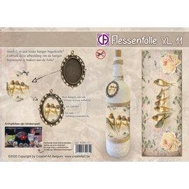Creatief Art Flaschen Schrumpffolie XL 11
